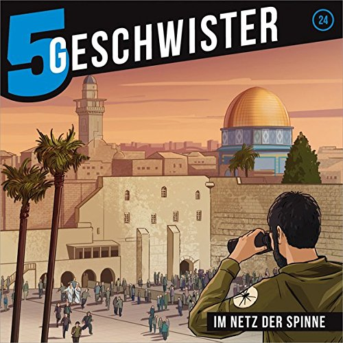 5 Geschwister (24) Im Netz der Spinne - Gerth Medien 2018