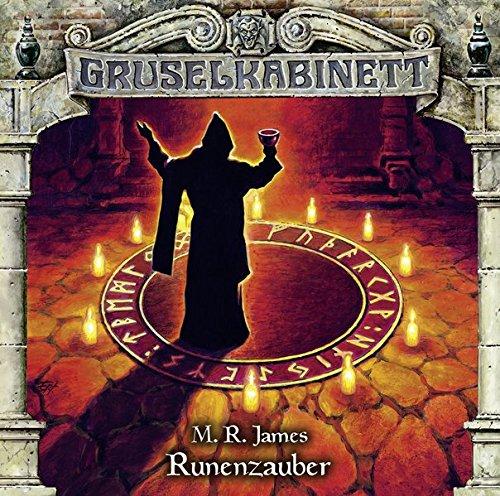 Gruselkabinett (140) Runenzauber (M. R. James) Titania Medien 2018