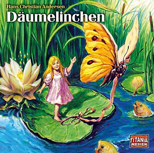 Titania Special (14) Däumelinchen (Hans Christian Andersen) Titania Medien 2018