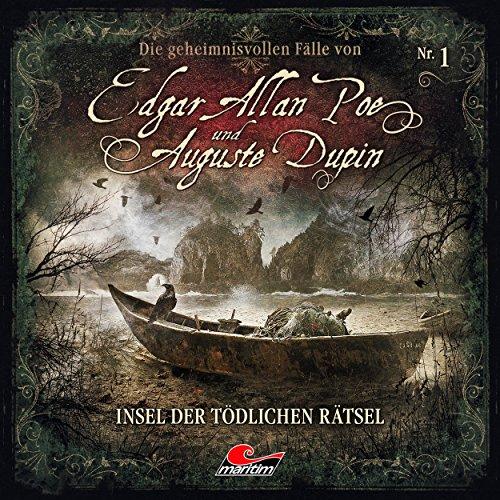 Edgar Allan Poe & Auguste Dupin (1) Insel der tödlichen Rätsel - maritim 2018