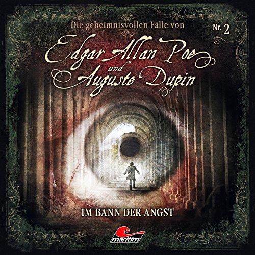 Edgar Allan Poe & Auguste Dupin (2) Im Bann der Angst - maritim 2018