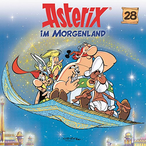Asterix (28) Asterix im Morgenland - Karussell 2018