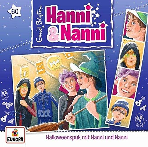 Hanni und Nanni (60) Halloweenspuk mit Hanni und Nanni - Europa 2018