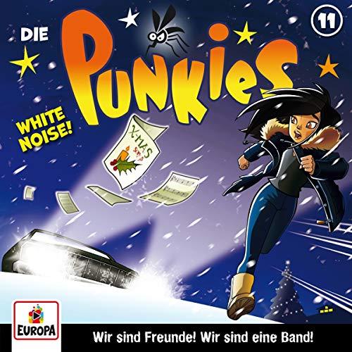 Die Punkies (11) White Noise - Europa 2018