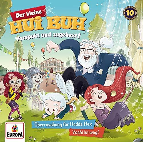 Der kleine Hui Buh (10) Überraschung für Hedda Hex/ Yoshi ist weg! - Europa 2018