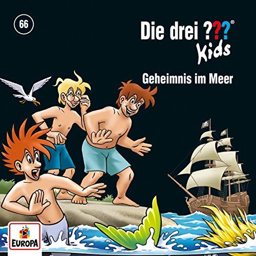 Die drei ??? Kids (66) Geheimnis im Meer - Europa 2018
