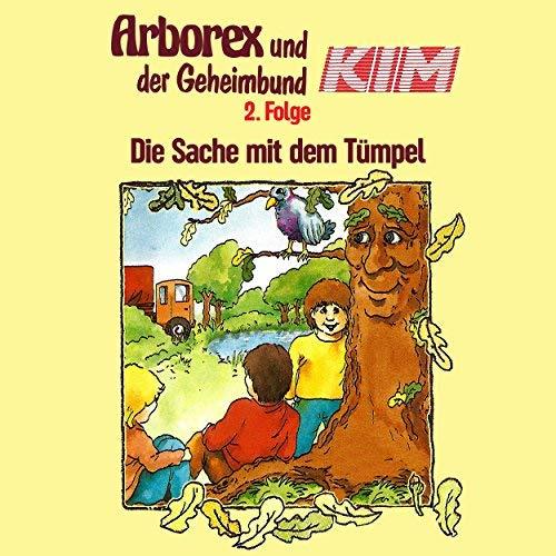 Arborex und der Geheimbund KIM (2) Die Sache mit dem Tümpel - Karussell 198? / AllEars 2018