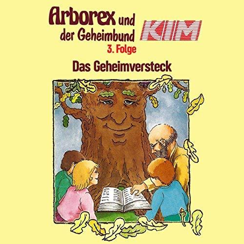 Arborex und der Geheimbund KIM (3) Das Geheimversteck - Karussell 198? / AllEars 2018