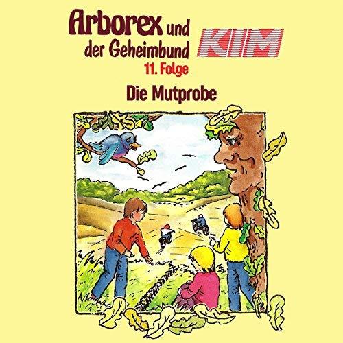 Arborex und der Geheimbund KIM (11) Die Mutprobe - Karussell 198? / AllEars 2018