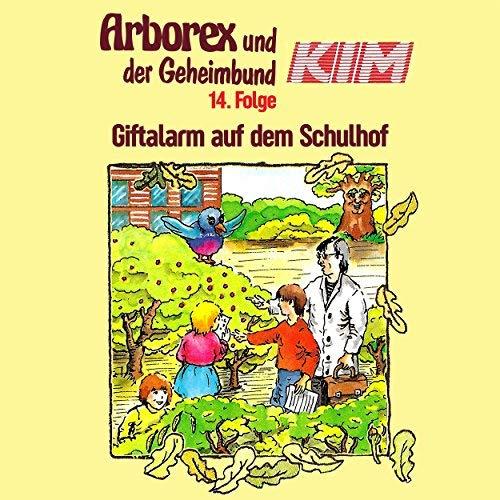 Arborex und der Geheimbund KIM (14) Giftalarm auf dem Schulhof - Karussell 198? / AllEars 2018
