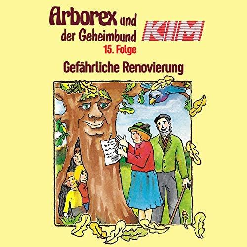 Arborex und der Geheimbund KIM (15) Gefährliche Renovierung - Karussell 198? / AllEars 2018
