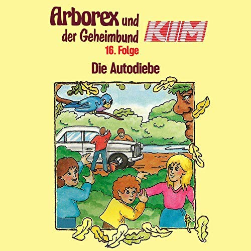 Arborex und der Geheimbund KIM (16) Die Autodiebe - Karussell 198? / AllEars 2018