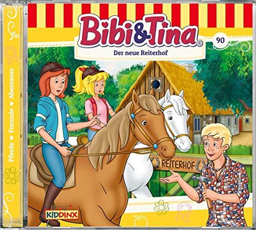 Bibi und Tina (90) Der neue Reiterhof - Kiddinx 2018