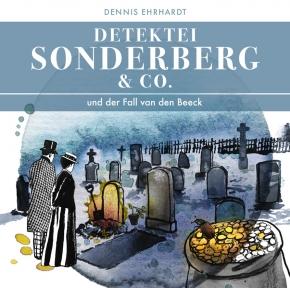 Detektei Sonderberg und Co (9) und der Fall van den Beeck - Zaubermond Audio 2019
