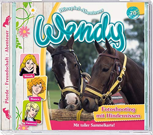 Wendy (70) Fotoshooting mit Hindernissen - Kiddinx 2018
