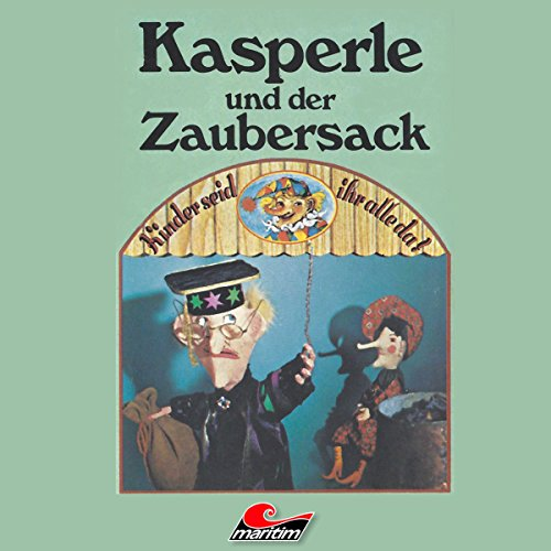 Kasperle und der Zaubersack (Peter Jacob) maritim 1975 / 2018
