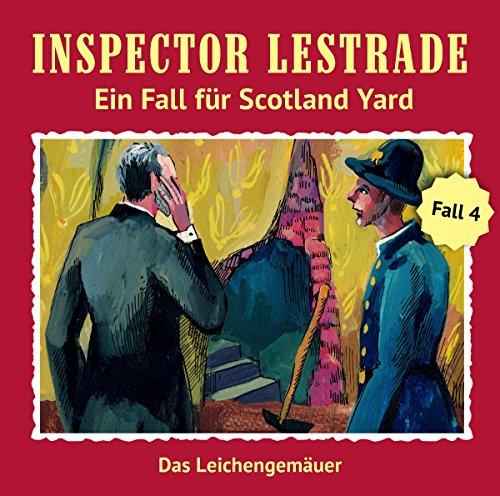 Inspector Lestrade - Ein Fall für Scotland Yard (4) Das Leichengemäuer - Fritzi Records 2018