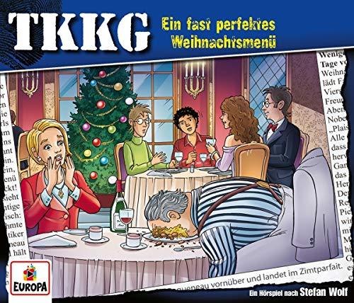 TKKG  (SE) Ein fast perfektes Weihnachtsmenü - Europa 2018