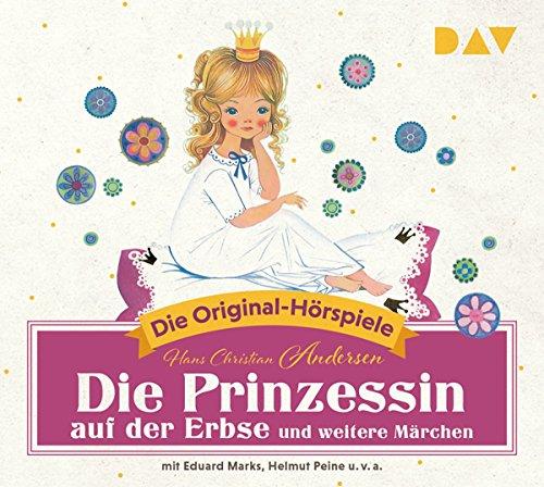 Die Prinzessin auf der Erbse (Hans Christian Andersen) DAV 2018