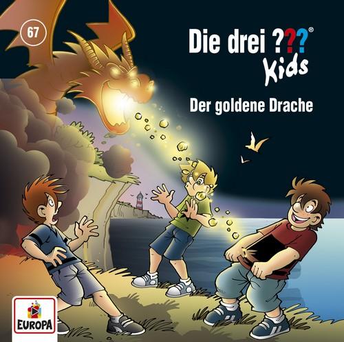 Die drei ??? Kids (67) Der goldene Drache - Europa 2018