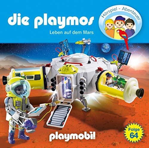 Die Playmos (64) Leben auf dem Mars - floff 2018