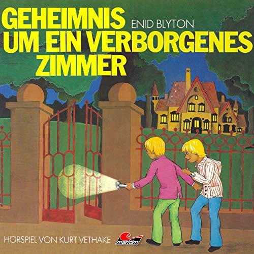 Geheimnis um… ein verborgenes Zimmer (Enid Blyton) fontana / Philips 197?