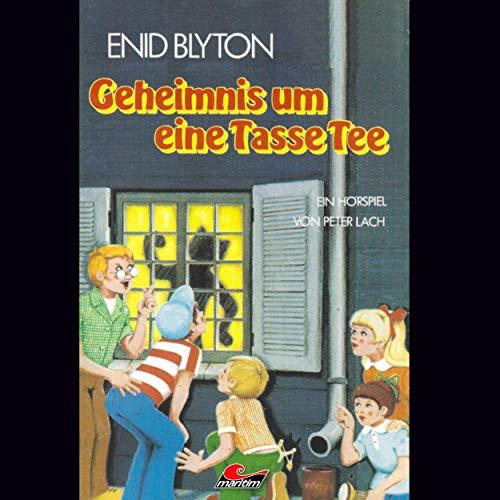 Geheimnis um eine Tasse Tee (Enid Blyton) fontana / Philips 197?