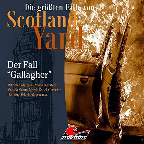 Die größten Fälle von Scotland Yard (35) Der Fall