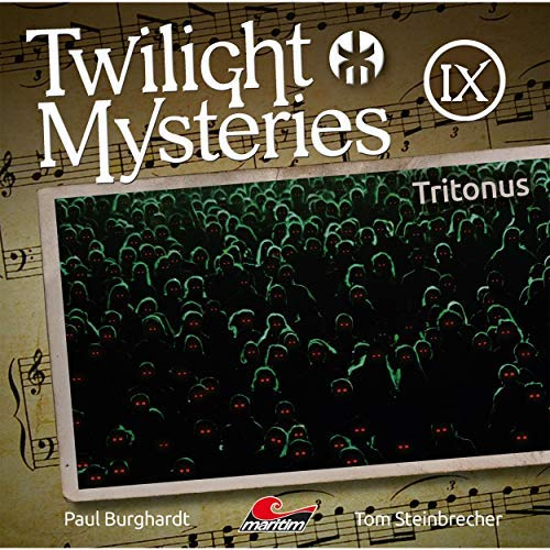 Twilight Mysteries (9) Tritonus - martim 2018