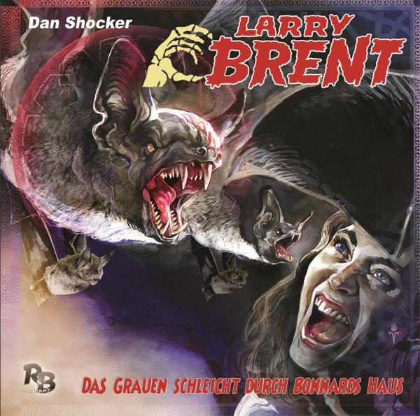 Larry Brent (27) Das Grauen schleicht durch Bonnards Haus  - R&B Company 2018