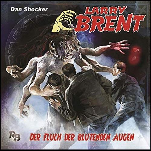 Larry Brent (32) Der Fluch der blutenden Augen - R&B Company 2019