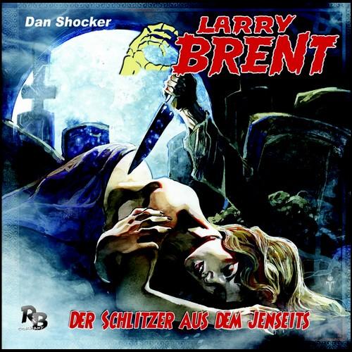 Larry Brent (33) Der Schlitzer aus dem Jenseits  - R&B Company 2019