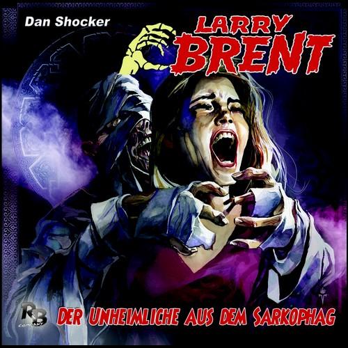 Larry Brent (34) Der Unheimliche aus dem Sarkophag  - R&B Company 2019