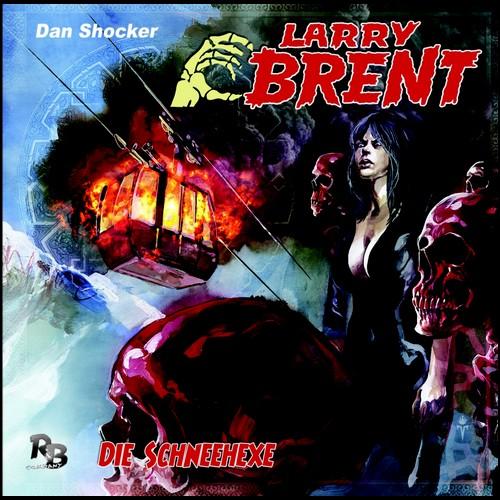 Larry Brent (35) Die Schneehexe - R&B Company 2020