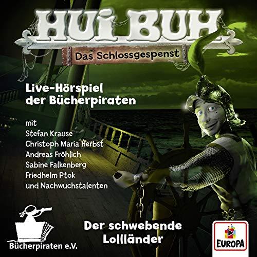 Hui Buh (SE) Hui Buh und der schwebende Lollländer - Europa / Bücherpiraten 2018
