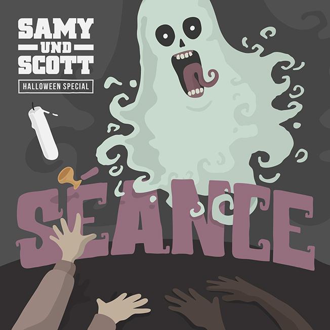 Samy und Scott (SE) Séance - EIG 2018
