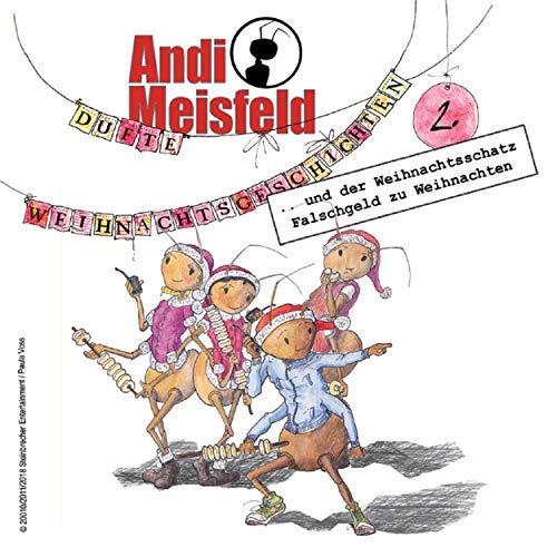 Andi Meisfeld (SE) Dufte Weihnachtsgeschichten 2 - Steinbrecher Entertainment 2018