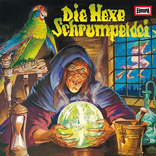 Die Hexe Schrumpeldei (1) Die Hexe Schrumpeldei - Europa 1973 / 2018