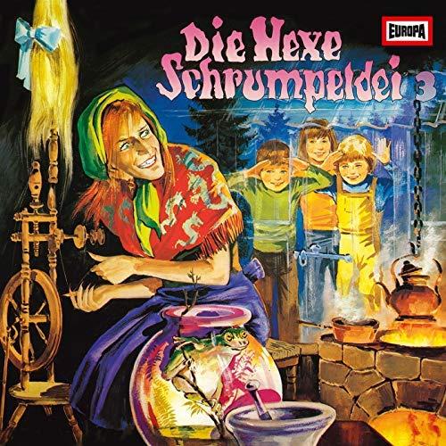 Die Hexe Schrumpeldei (3) Die Hexe Schrumpeldei und ihre größte Hexerei - Europa 1975 / 2018