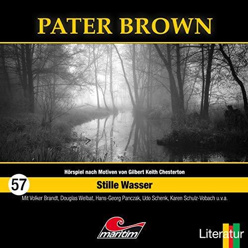 Pater Brown (57) Stille Wasser - maritim 2018