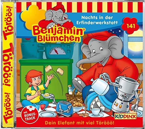 Benjamin Blümchen (141) Nachts in der Erfinderwerkstatt - Kiddinx 2019