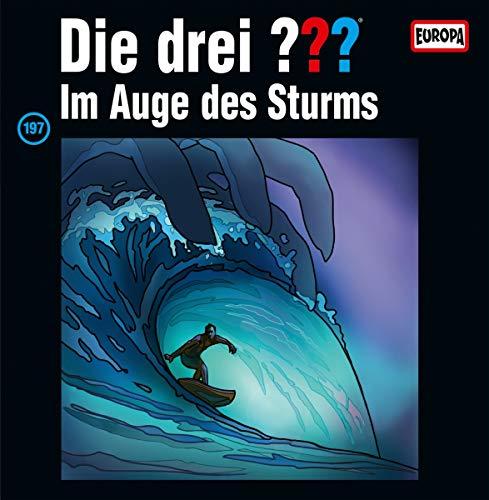 Die drei ??? (197) Im Auge des Sturms - Europa 2018