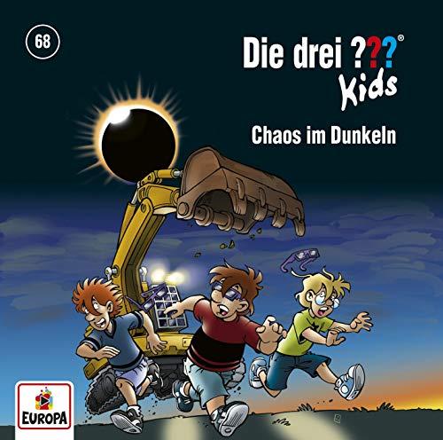 Die drei ??? Kids (68) Chaos im Dunkeln - Europa 2018