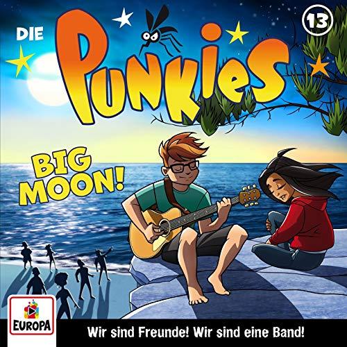 Die Punkies (13) Big Moon - Europa 2019