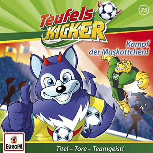 Teufelskicker (75) Kampf der Maskottchen! - Europa 2019