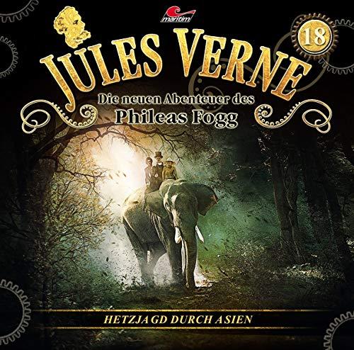 Jules Verne - Die neuen Abenteuer des Phileas Fogg (18) Hetzjagd durch Asien - maritim 2019