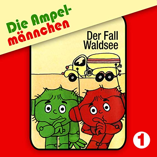 Ampelmännchen (1) Der Fall Waldsee - Karusell 198? / maritim / AllEars 2018