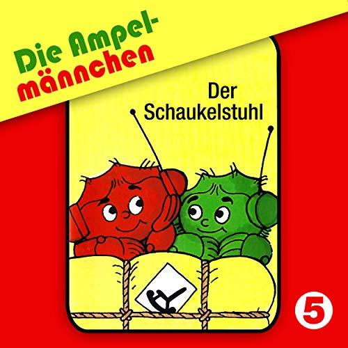 Ampelmännchen (5) Der Schaukelstuhl - Karusell 198? / maritim / AllEars 2018