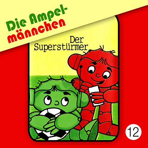 Ampelmännchen (12) Der Superstürmer - Karusell 198? / maritim / AllEars 2018