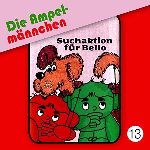 Ampelmännchen (13) Suchaktion für Bello - Karusell 198? / maritim / AllEars 2018